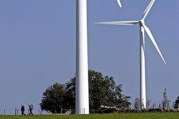 Nouvelle salve contre les éoliennes