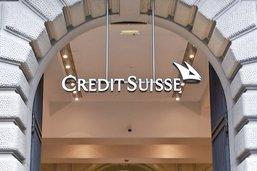 Credit Suisse en faute
