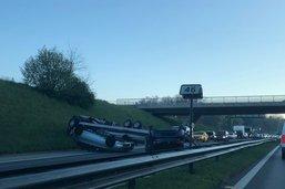 Appel à témoins après l'accident sur l'A12