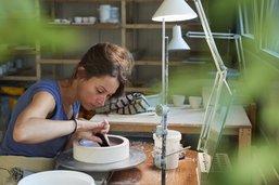 L'art exigeant de la céramique