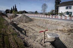 Fribourg invente la route durable