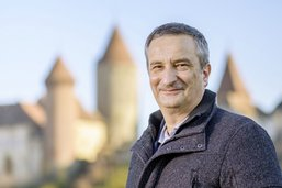 Le centriste Eric Chassot réélu syndic d'Estavayer