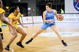La WNBA, son rêve depuis toujours