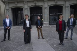 Pas de refonte des dicastères en ville de Fribourg