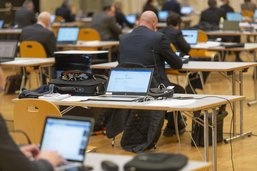 Le parlement veut de la fibre optique