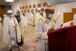 Les Erythréens de Fribourg ont célébré Pâques