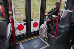 Transports en commun à favoriser à l'horizon 2040