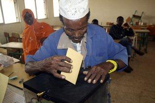 Ismaël Omar Guelleh réélu président avec 98,58% des voix