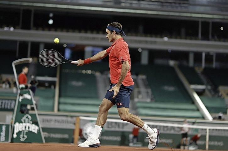 Federer sait où il va: objectif Londres