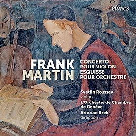 Le chant du violon de Frank Martin