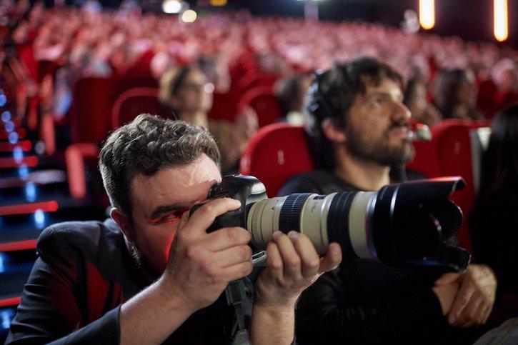 35e Festival International du Film de Fribourg (FIFF) © Charles Ellena/archive