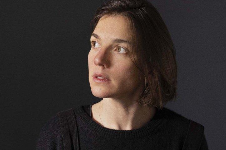 La rivière devant l'objectif de Cécile Monnier