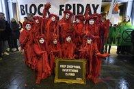 Pas d'acquittement pour les activistes climatiques