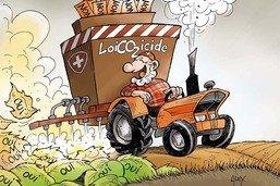 La Suisse dit non à la loi CO2