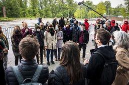 Des militants «éco-anxieux» mais très organisés