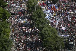Nouvelles manifestations anti-Bolsonaro au Brésil