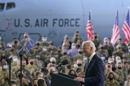 Joe Biden entame sa tournée européenne