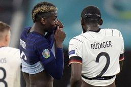 Euro 2021: Rüdiger regrette son geste sur Pogba