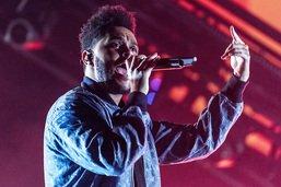 Le chanteur The Weeknd va produire, écrire et jouer dans une série
