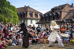 40'000 spectateurs au Festival de la Cité