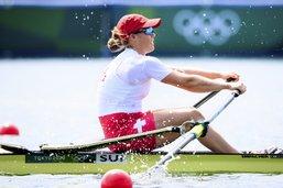 Jeannine Gmelin 5e, comme à Rio