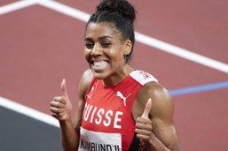 La Bernoise en finale du 200 m, record à nouveau égalé