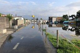 Le danger d'inondation toujours présent dans le canton