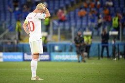 Les notes des joueurs suisses face à l'Italie
