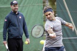 Mathieu Aeschmann «Federer est un génie de l'instantané»