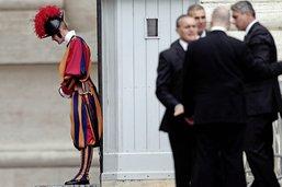 Le Vatican, véritable nid d'espions