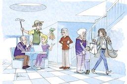 Un guide pour adapter un logement aux seniors