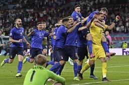 L'Italie est de retour au sommet