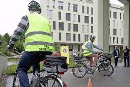Seniors à vélo, une affaire qui roule