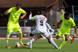 FC Fribourg - FC Portalban-Gletterens