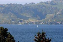 Accès publics fermés autour du lac de Morat