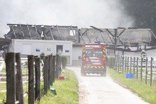 Broye: un pyromane en série face à ses victimes