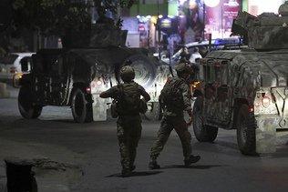 Quatre morts et 20 blessés dans l'attaque à Kaboul