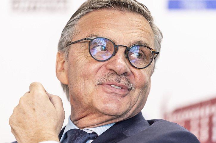 Luc Tardif succède à René Fasel