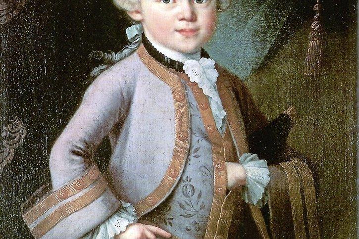 Mozart aux mille âmes