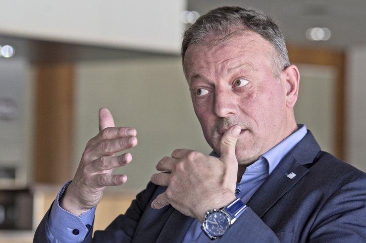 Didier Castella: «Il aurait fallu le soutien des exécutifs»