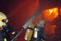 Un hôtel évacué à Sion à cause d'un incendie