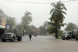 Mexique: un mort et une disparue après le passage de l'ouragan Nora