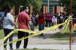 Deux adolescents blessés par balles dans un lycée aux Etats-Unis