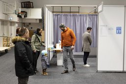 Législatives islandaises: le gouvernement garde sa majorité