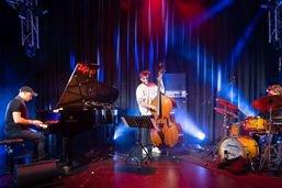 Le trio de jazz mené par Matthieu Mazué primé à Zurich