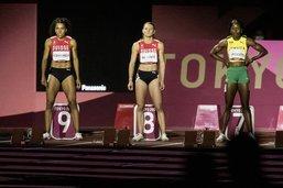 Les sprinteuses sortent de l'ombre