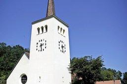Une église victime de la mérule