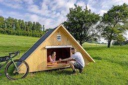 Un toit pour dormir au sec