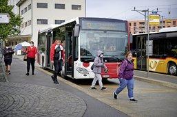 Coup de frein aux bus gratuits