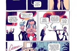 Une pandémie, le cinéma et Hervé Bourhis